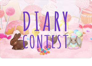 Easter Diary Contest