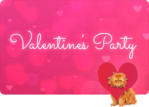 Valentine Party Photo Contest!