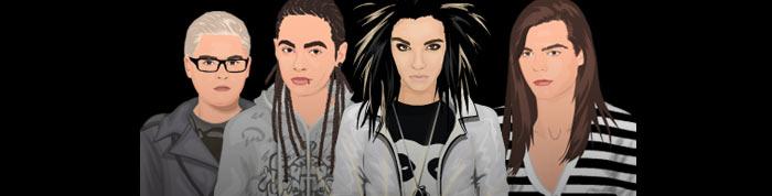 Tokio Hotel Scenery Contest