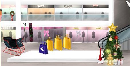 Новогодний шоппинг