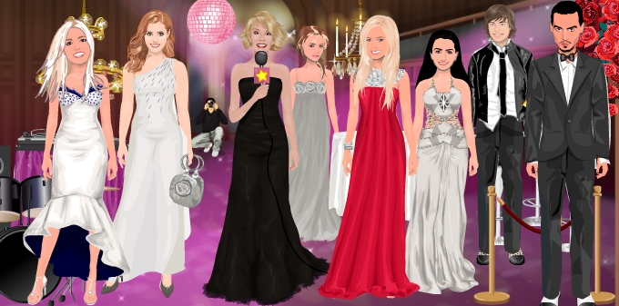 Mundo do Glamour!