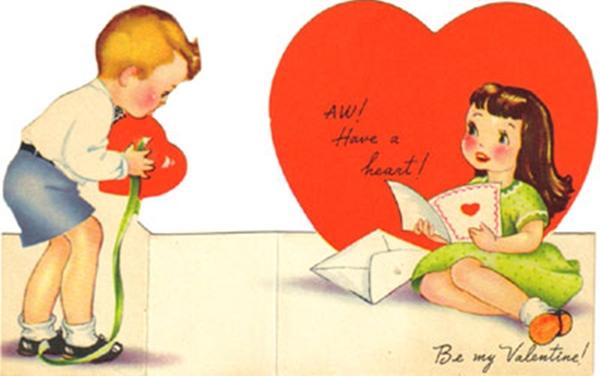 Quiz Walentynkowy