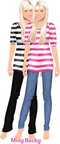Milly & Becky
