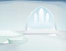 Winter Fairy Cave