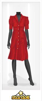 Stardoll Dress
